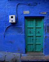 Jodhpur Green Door